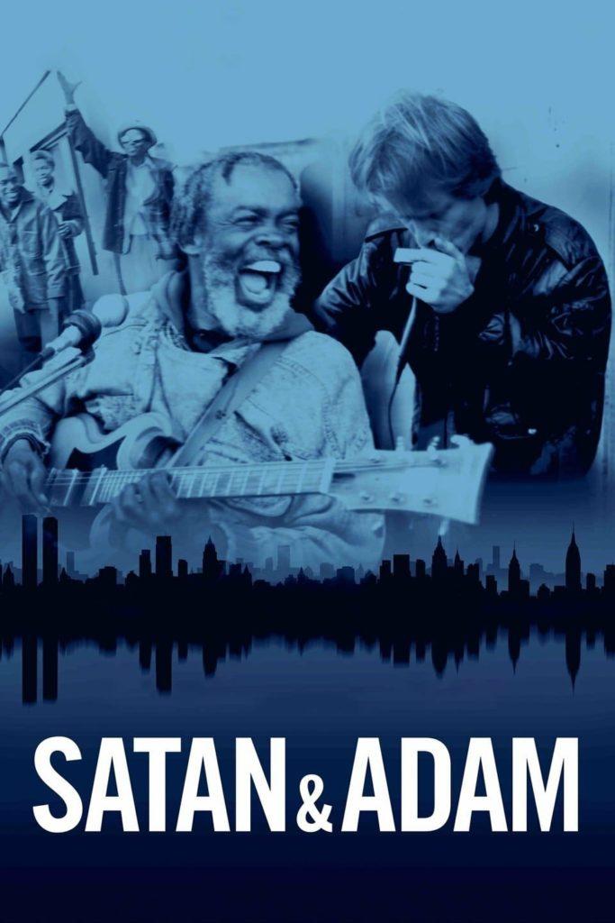 "Poster for the movie ""Satan & Adam"""