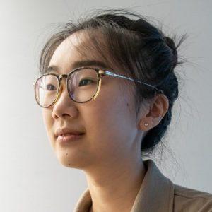Portrait of filmmaker Jiayan Jenny Shi
